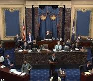 Los fiscales piden al Senado pensar en las consecuencias de absolver a Donald Trump