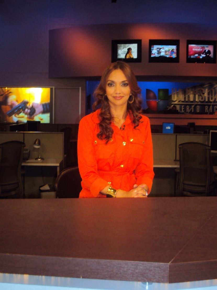 Nuria Sebazco renunció a Telemundo para regresar a su antiguo taller laboral.