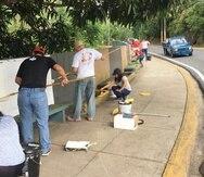 Gratitud a los voluntarios que reconstruyen a Puerto Rico