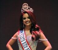 La nueva Miss Puerto Rico Petite, Yannina Ruiz Rosa, está enfocada en servir a través de la danzaterapia