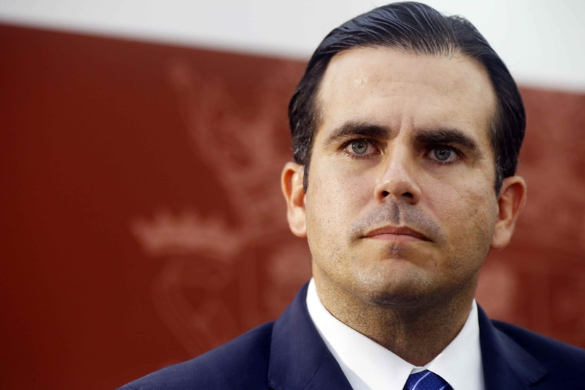 """I'm going to sign it because it's a programmatic commitment,"" said Ricardo Rosselló. (GFR Media)"