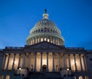 Es poco probable que haya suficientes votos en el Congreso para resistir el veto presidencial. (Michael Reynolds /EFE)