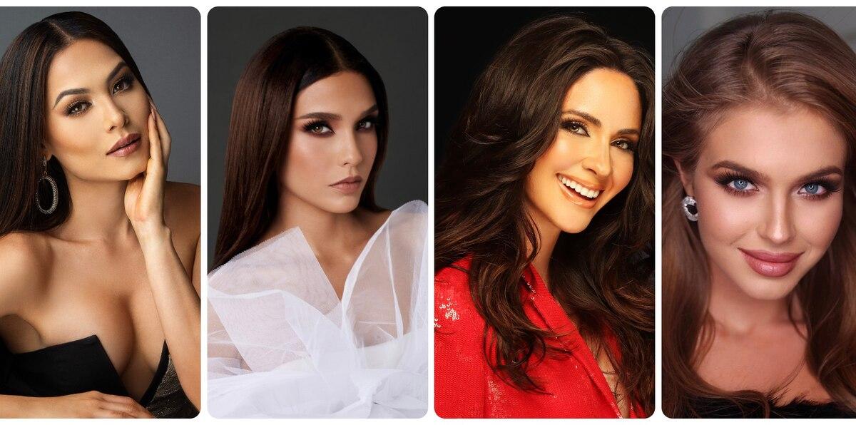 Miss Universe 2020: estas son las candidatas