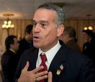 En la foto, el abogado y experto en la ley federal Promesa, Rolando Emmanuelli.