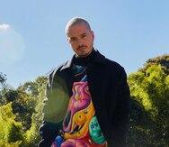 J Balvin es el artista latino número uno en Billboard