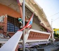 La secuencia sísmica tiene como evento pico el terremoto de magnitud 6.4 del 7 de enero de 2020.