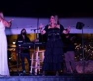 Yaire y Ana Del Rocío se unen en concierto.