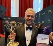 """El cineasta dominicano Osmary Rodríguez  se ha destacado como director del popular programa """"Saturday Night Live"""", y obtuvo un Emmy por un corto documental que muestra el show tras bastidores."""