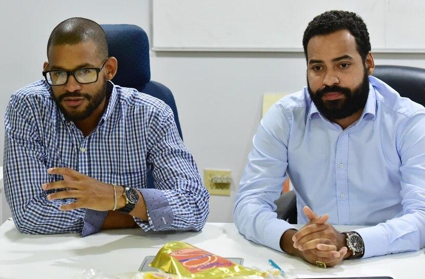 """""""En mi empresa hay cuatro miembros de la familia, siempre hay roces, pero hemos aprendido    a fuerza de cantazos a ser fríos en la toma de decisiones de negocio"""", Alan Taveras, CMO de Brands of Puerto Rico. (GFR Media)"""