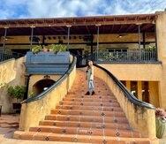 La actriz Roselyn Sánchez estuvo el pasado fin de semana visitando lugares en la isla para decidir donde rodará el largometraje.