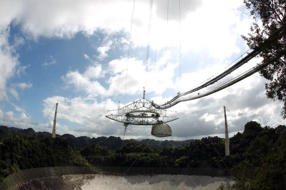 """En 2017, el Obsevatorio de Arecibo encontró dos púlsares con la capacidad de """"desaparecer"""" por largos periodos de tiempo."""