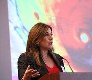 Ada Monzón, meteoróloga y fundadora del EcoExploratorio.