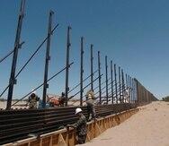 El tribunal tenía previsto escuchar argumentos el 22 de febrero en un caso sobre la decisión del expresidente Donald Trump de desviar miles de millones de dólares de dinero de los contribuyentes para la construcción de partes de un muro en la frontera con México.