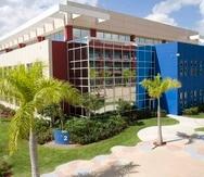 En la foto, la planta de Amgen en Juncos. La biofarmacéutica figura en la lista de las manufactureras que más aportan a los recaudos del Fondo General por el arbitrio de 4% en Puerto Rico.