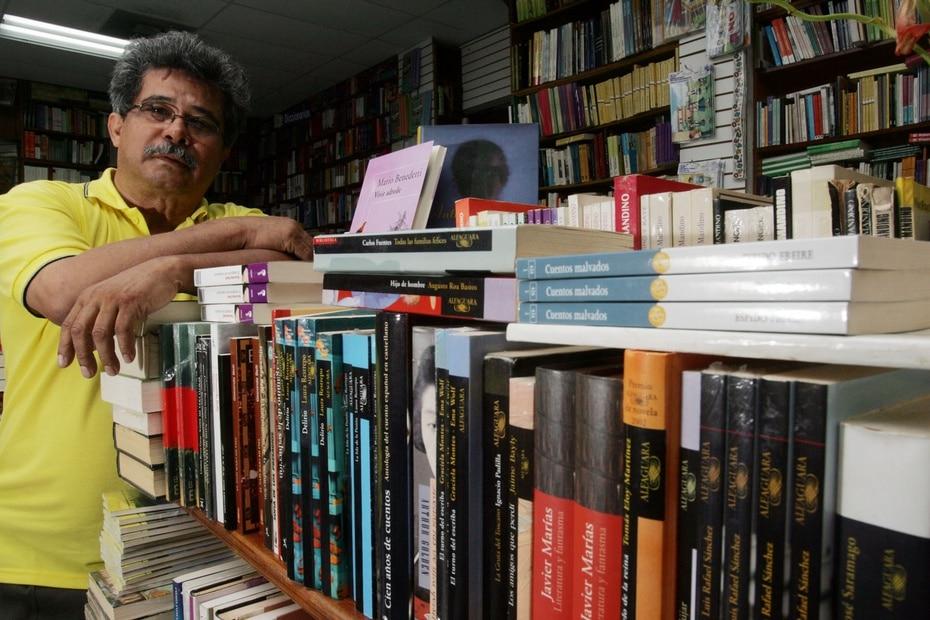 """""""Ayudó a otras editoriales a sobrevivir"""", comentó Alfredo Torres, amigo y colega del librero."""
