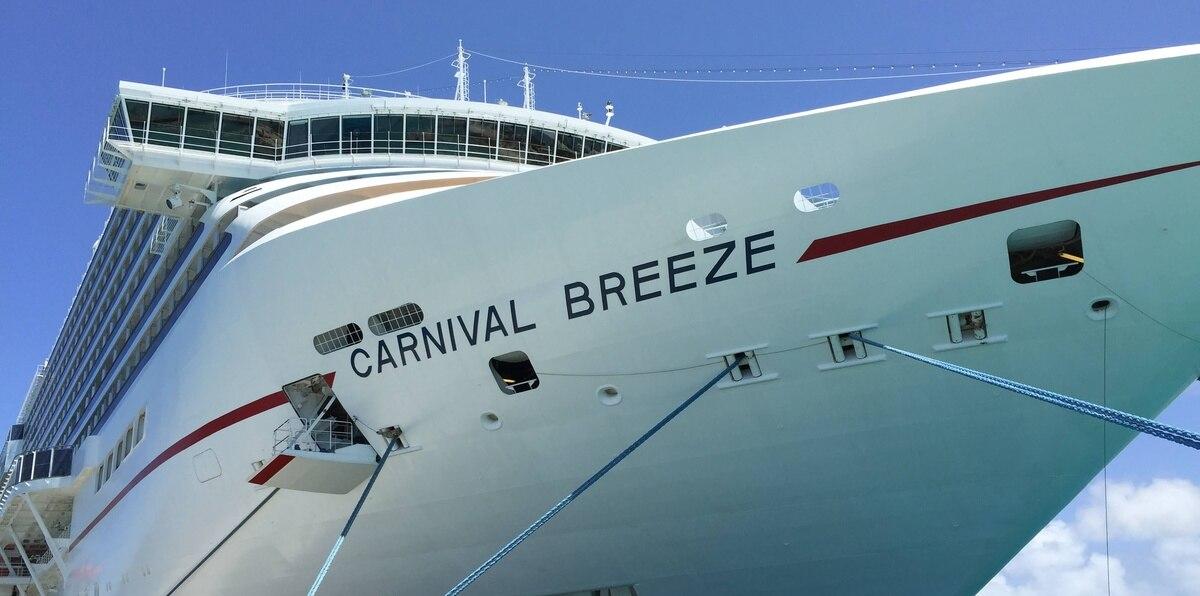 El primer barco en navegar será el Carnival Vista, desde el puerto de Galveston, Texas, el 3 de julio, seguido del Carnival Breeze, que zarpará el 15 de julio.