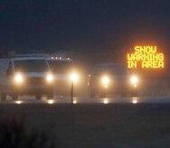 Tormenta invernal deja al menos 5 muertos en Kansas y Missouri