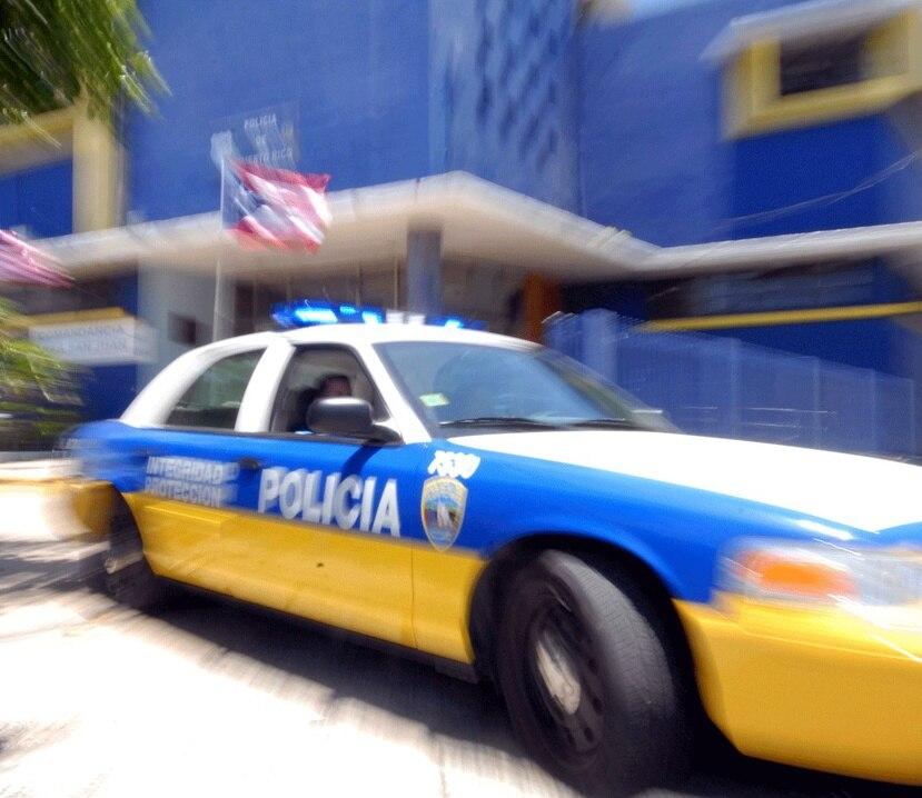 La pesquisa fue referida al Cuerpo de Investigación Criminal (CIC) del área de Ponce. (GFR Media)