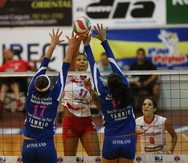 Todo apunta a que el Voleibol Superior Femenino no comenzará en mayo