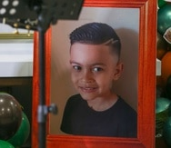 12 de Agosto  idra PR sepelio del ni–o Jeiden Santiago  en la foto del ni–o  Jeiden Santiago david.villafane@gfrmedia.com
