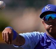 El venezolano Salvador Pérez, de los Reales de Kansas City, podría permanecer con la novena al menos hasta el 2025 con el nuevo acuerdo.
