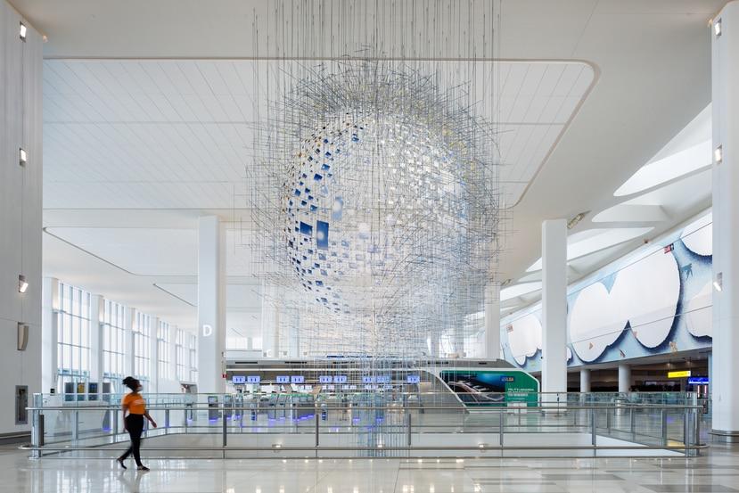 LaGuardia Terminal B Permanent Commissions
