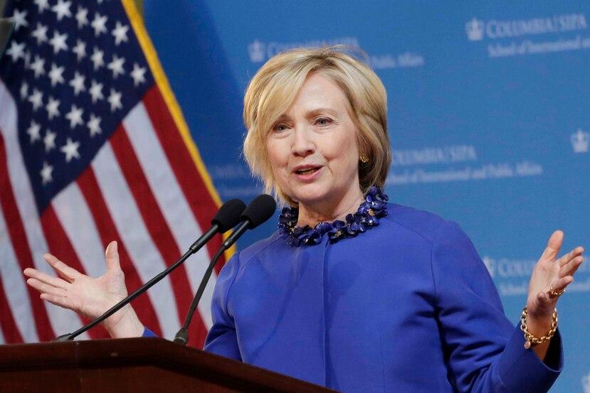 El gerente de campaña de Hillary Clinton aseguró que la inmigración será el tema que decidirá las elecciones presidenciales. (AP)