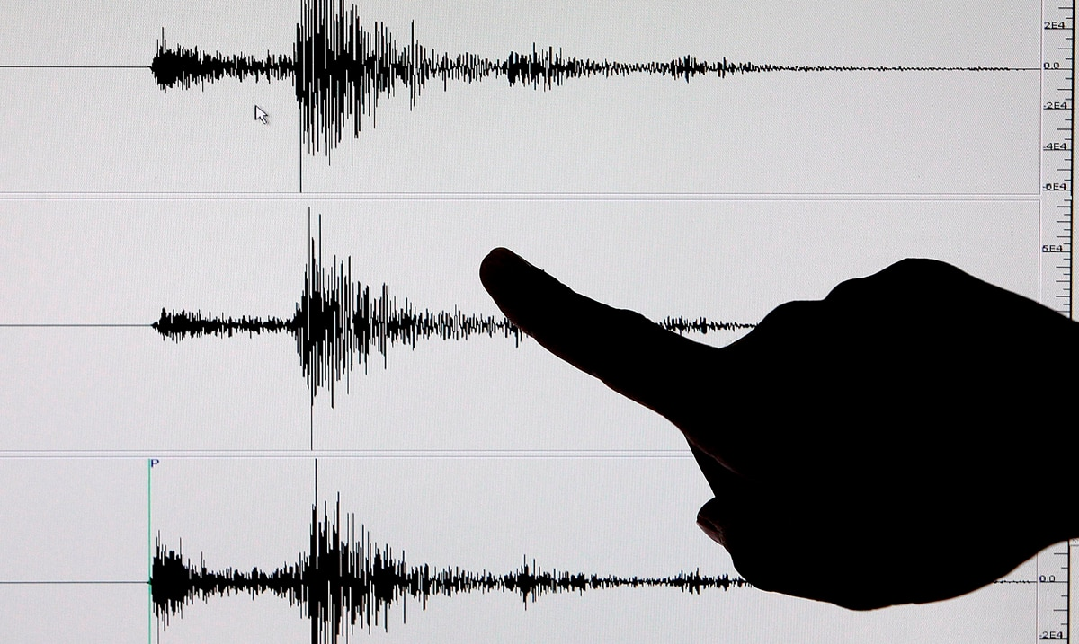 Un sismo de 5.9 deja al menos cinco personas heridas en Irán
