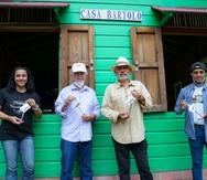 Reviven desde Lares el cultivo de la vainilla nativa