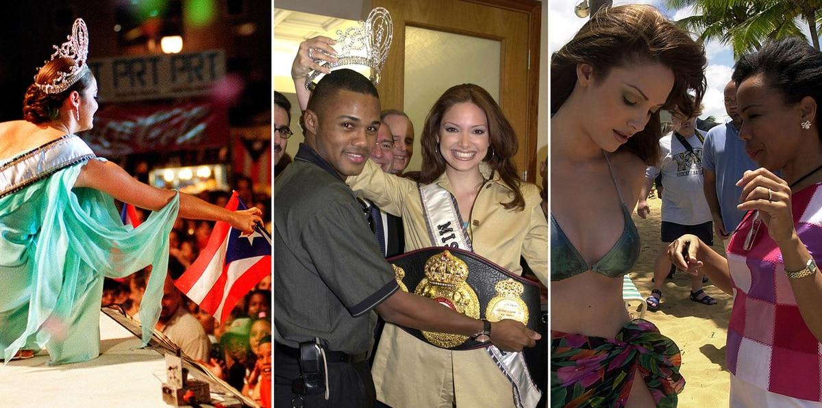 Denise Quiñones cuenta secretos de su reinado como Miss Universe