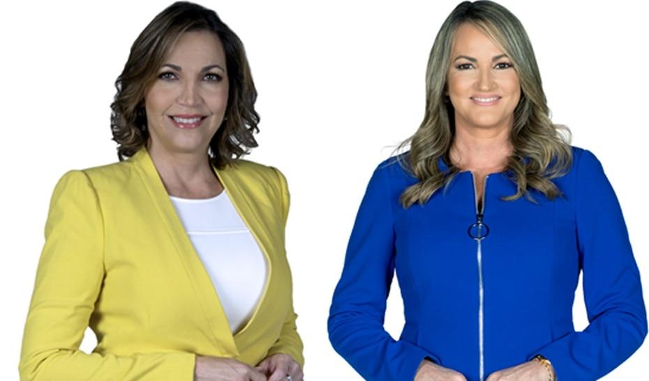 Su renuncia se anunció apenas unas horas después de que Deborah Martorell hizo lo mismo.  Martorell se unirá al equipo de noticias de TeleOnce, que estrenará noticiario entre los meses de agosto y julio, y no se descarta que Adames Casalduc haga lo mismo.