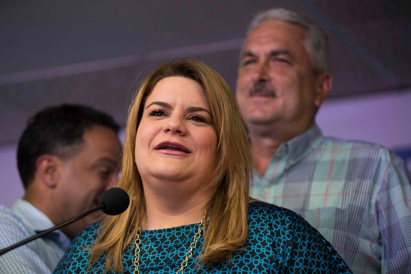 Para Jenniffer González,tras la decisión de Rosselló González de entregar la presidencia del PNP y descartar aspirar a la reelección, Rivera Schatz, presidente del Senado, debe ser presidente interino.