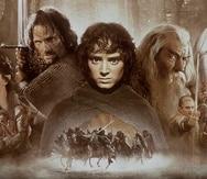 """La trilogía de cintas de """"The Lord of the Rings"""" fascinó a millones de fanáticos de las novelas de R.R. Tolkien. EPA PHOTO/NEW LINE CINEMA"""