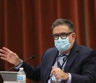 Rafael Machargo, secretario del DRNA, que ha estado involucrado en múltiples controversias.