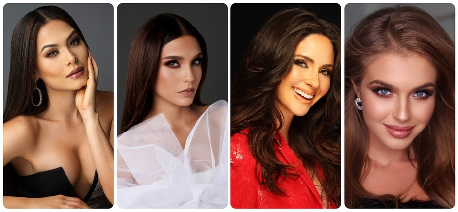 Candidatas a Miss Universe