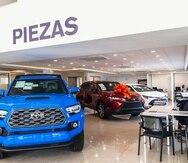 El nuevo Tocars Toyota en Vega Baja abrirá en noviembre.