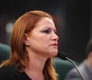 Noelia García Bardales contó que La Fortaleza tuvo interés en este asunto después de que el 16 de mayo se hicieron unas denuncias a través de un video en directo por las redes sociales.