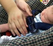 Prevención de lesiones no intencionales en niños e infantes