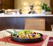 OHAN Sushi & Poke Bar abre al público de miércoles a domingo de 3:00 a 11:00 p.m.