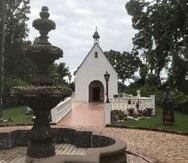 Santuario de Schoenstatt, en Hatillo.