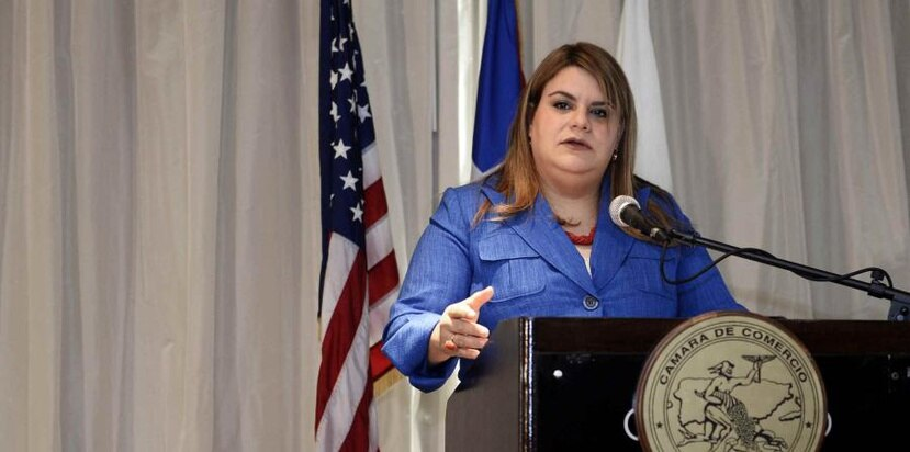 The resident commissioner in Washington, Jennifer González Colón, yesterday marked her 100 days of work in the US capital by reviewing part of the work she has done. (Archive/GFR)