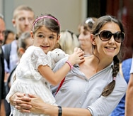 Suri Cruise, la hija de Tom Cruise y Katie Holmes, celebró sus 15 años
