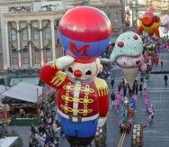 """El emblemático desfile de Acción de Gracias de Macy's también será """"virtual"""""""