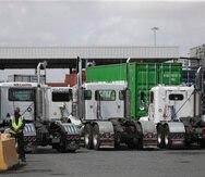 El coordinador del Frente Amplio de Camioneros dijo que no se paralizarán las vías públicas.