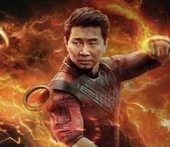 "Simu Liu protagoniza la cinta ""Shang-Chi and The Legend of the 10 Rings""."