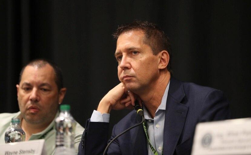 Wayne Stensby, presidente de LUMA Energy.