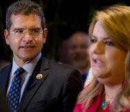 Tras indicar que conocen a Maritere Brignoni Mártir hace muchos años, Jenniffer González y Pedro Pierluisi resaltaron las cualidades de la nominada para ocupar la vacante que dejará el retiro de Anabelle Rodríguez como jueza asociada del Tribunal Supremo de Puerto Rico.