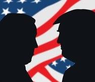 Donald Trump, Joe Biden, elecciones EE. UU.