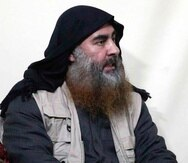 Abu Bakr al Baghdadi murió a mnos del ejército estadounidense. (AP)