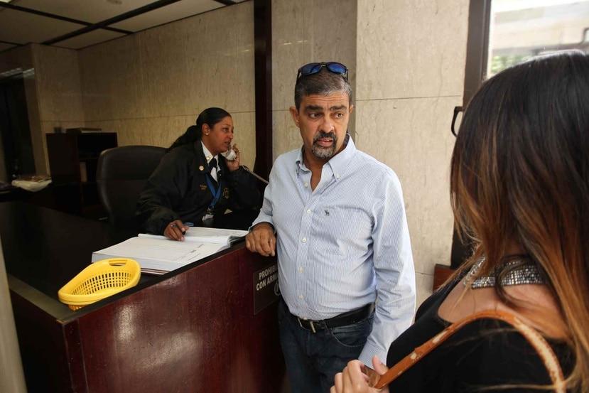 Alberto de Jesús Mercado, mejor conocido como Tito Kayak. (Archivo/GFR)